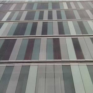 ACH Arquitectos premio Arquitectura en Vidrio 2015 por el Edificio ICSE