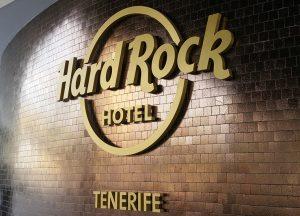 Sistema de Control Hard Rock Hotel Tenerife. Parte 1/2