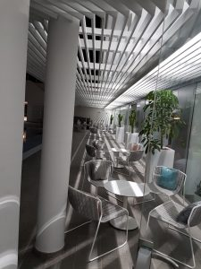 Iluminacion Dynamics Hotel Don Gregory, KNX con Delta Dore