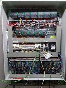 Armario de Control automatas