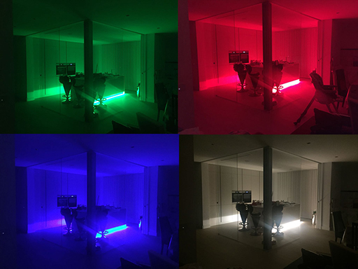 RGB Dali KNX