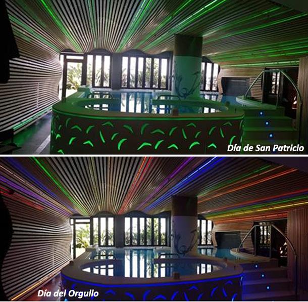 Escenas DALI con RGB